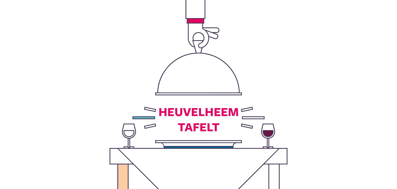 Uitnodiging Heuvelheem tafelt 2018 digitaal